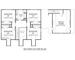1 1 2 story floor plans house plans 1 1 2 story homepeek