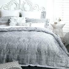 Gray Chevron Bedding Gray Quilt Set King Duvet Cover Set King Size Grey Quilt Set King