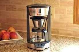 In Line Coffee Maker Er Kitchenaid Pro Line Series Coffee Maker