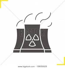 nuclear power plant smoke cloud vector u0026 photo bigstock