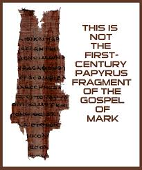 the text of the gospels january 2015