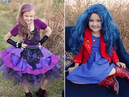 evie costume disney descendants 2 costumes mal evie