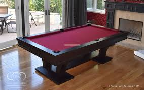 what are pool tables made of penthouse contemporary pool table pool tables modern pool tables