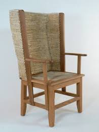 dining room side view of seagrass dining chair excellent
