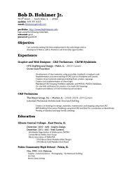 Cad Designer Resume Cover Letter Web Designer Resume Examples Web Designer Resume