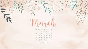 exploring march desktop wallpapers challenge and the march 2016 free calendar wallpaper desktop background craft