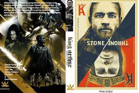 king arthur legend of the sword dvd cover u0026 label 2017 r0 custom