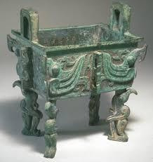 si鑒e de p鹹he zhou gong dong zheng fang ding 周公東征方鼎 bronzes chinois antiques