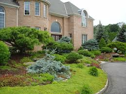 Front Lawn Landscaping Ideas Front Yard And Backyard Formal Natural Or Contemporary