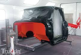 1965 chevy c10 buildup dupont auto paint truckin u0027 magazine