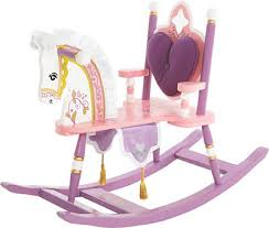 Levels Of Discovery Bookcase Levels Of Discovery Princess Rocking Horse Rab20001 At Homelement Com