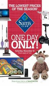 sam s club black friday 2017 ads deals and sales