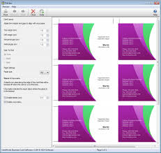 how to make a business card with cardworks software online