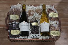 wine baskets wine pecan gift baskets alamo pecan coffee