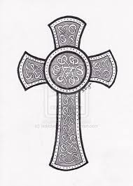 Celtic Cross Half - 14 best cross ideas for my other half images on
