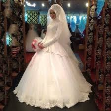 wedding dress for muslim majestic white wedding gown with for muslim brides