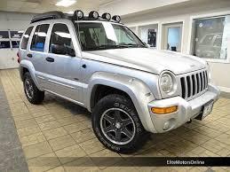 03 jeep liberty renegade 03 jeep liberty renegade 4x4 alloys cd player low fresh trade