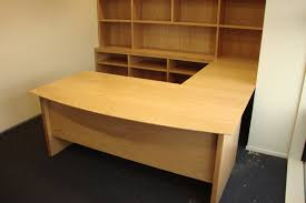 Timber Office Desk Solid Timber Office Desk Office Desk Ideas