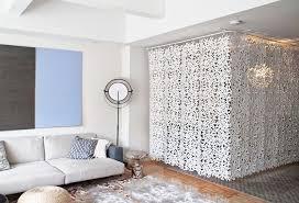 chambre salon 1001 idées meuble de séparation diviser pour mieux régner