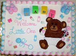 baby shower cakes fleckenstein u0027s bakery mokena illinois