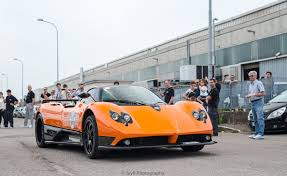 pagani zonda gold vanishing point 2015 on a quest for the best