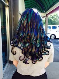 the stylist called it oil slick the internet follow me and