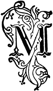 letter m with butterfly coloring pages