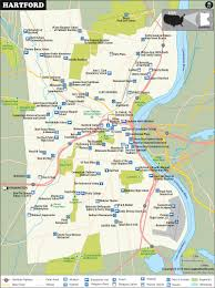 Charlotte Nc Zip Code Map by Hartford Map Map Of Hartford Capital Of Connecticut