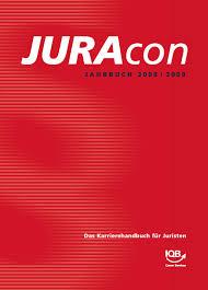 Schreibtisch Eckl Ung Juracon Jahrbuch 2013 By Iqb Career Services Ag Issuu