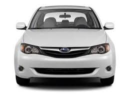 subaru sedan white 2010 subaru impreza price trims options specs photos reviews
