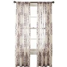 Jcpenney Purple Curtains 50 Best Curtains Images On Pinterest Window Treatments Curtain