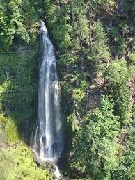 Fall Creek Falls Map List Of Waterfalls In Oregon Wikipedia