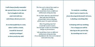 asking bridesmaids poems will you be my bridesmaid quote quotes to ask bridesmaids