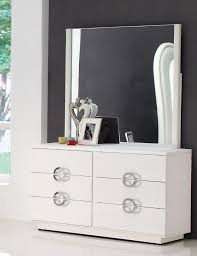 Make Up Dressers Bedrooms Awesome Selma Dresser Wood Modern Bedroom Dressers And