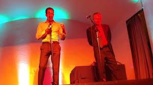 ilan and andrew speech at xmas party 2012 youtube