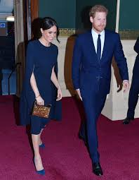 crazy sexy cancer stock fotos und bilder getty images meghan markle prince harry match in navy at queen s birthday concert