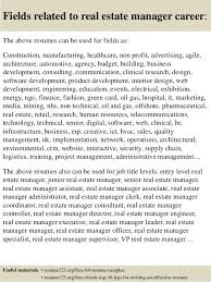 Sample Realtor Resume by Beautiful Estate Manager Resume Florida Pictures Guide To The Top