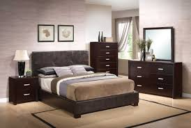 bedroom classy dark wood bedside table narrow nightstand night