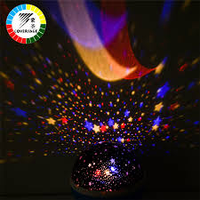 aliexpress com buy coversage rotating night light projector spin