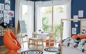 Bedrooms With Blue Walls Children U0027s Furniture U0026 Ideas Ikea