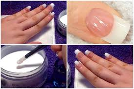 beginners guide to acrylic nails tutorial videos by naio nails