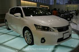 lexus ct200 hybrid 2011 lexus ct 200h hybrid in japan exclusive