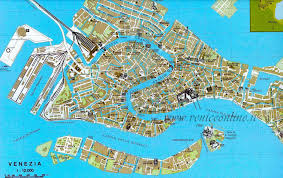 Italy City Map by Venice Map Detailed City And Metro Maps Of Venice For Download