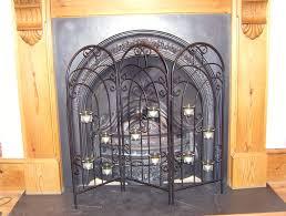 Decorative Fireplace by Decorative Fireplace Screens Ebay Home Design Ideas