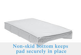 Mattress For Changing Table Safety 1st Contour Changing Pad Reviews Wayfair