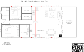 Derksen Cabin Floor Plans by Floor Plans Alberta Cabin Packages