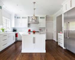 Dark Floor Kitchen by Dark Walnut Floors Houzz