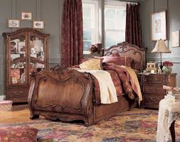 Heirloom Bedroom Furniture by Lea Jessica Mcclintock Heirloom Sleigh Bed Furniture 228 9x6r At