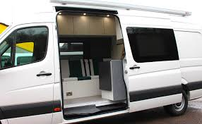 camper van layout vanguard campervan conversions