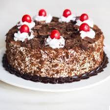 special cake black forest cherry cake online blue heaven